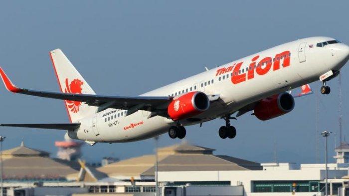 Promo Tiket Pesawat Thai Lion Air - Ada Diskon Tiket 10% Terbang ke Semua Destinasi, Cek Kodenya