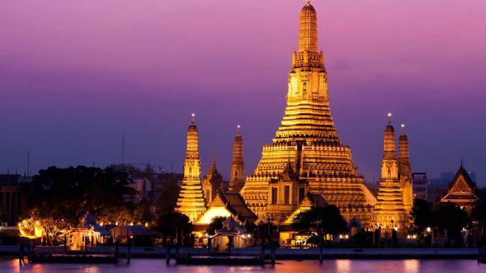 Thailand Perpanjang Larangan Penerbangan karena Kasus Virus Corona Terus Meningkat