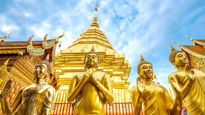 6 Tempat Wisata Terbaik Thailand yang Wajib Dikunjungi, Keindahan Phi Phi Island Mirip Raja Ampat