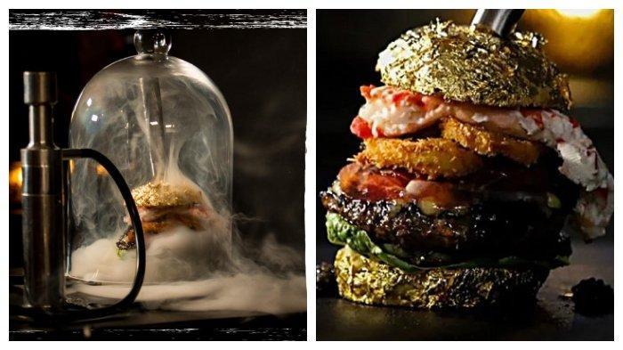 Seporsi Burger Termahal di Dunia Dijual Rp 87 Juta, Apa Istimewanya?