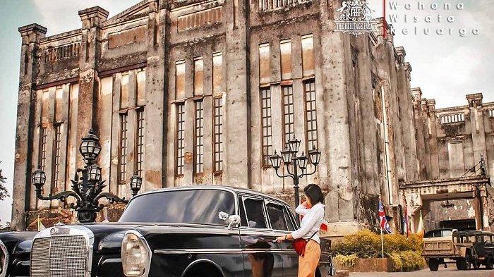 Harga Tiket Masuk The Heritage Palace, Tempat Wisata Instagramable di Solo