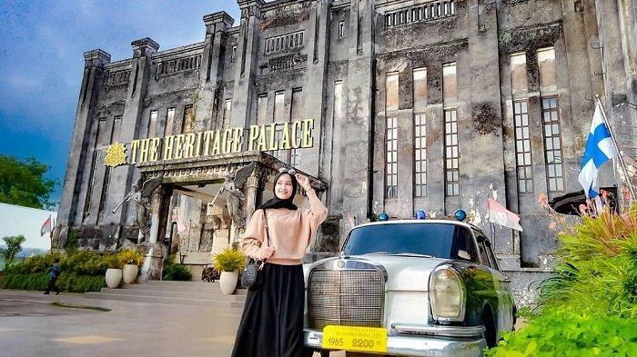Terbaru, Harga Tiket Masuk The Heritage Palace per Januari 2021