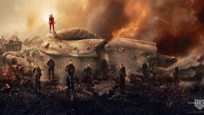 Lionsgate Movie World - Taman Hiburan Baru Korsel yang Hadirkan Zona Film Ternama Hollywood