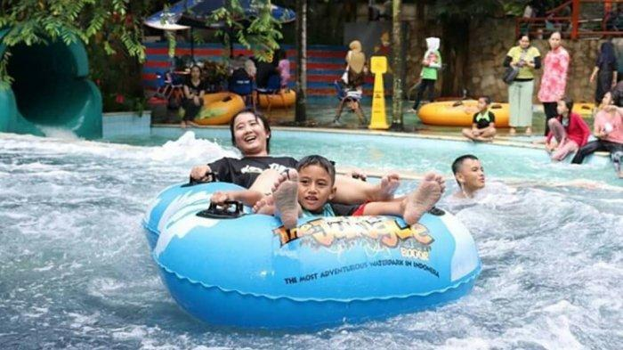 Promo The Jungle Waterpark Bogor, Masuk 4 Orang Hanya Rp 100 Ribu