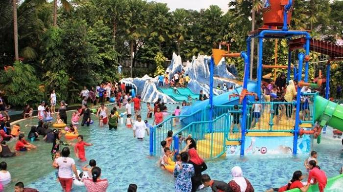Promo The Jungle Waterpark - Cihui! Cuma Rp 55 Ribu Bisa Main Sepuasnya di Sini