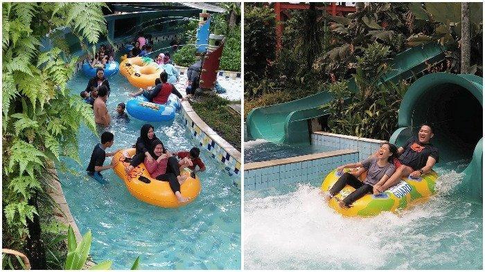 Promo Harga Tiket Masuk Jungleland Waterpark Bogor, Bisa Buat Liburan Tahun Baru Imlek 2020