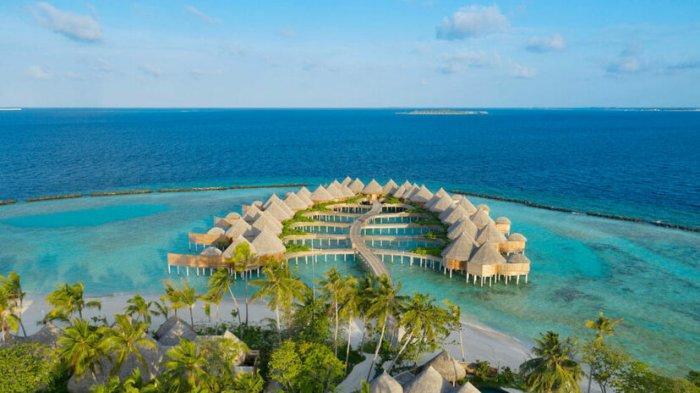 Resor Mewah di Maldives Ini Tawarkan Paket Pulau Pribadi untuk Orang yang Bekerja dari Rumah