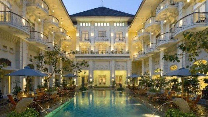 10 Hotel Bintang 5 Di Jogja Yang Punya Spot Instagramable Buat Liburan Akhir Pekan Tribun Travel