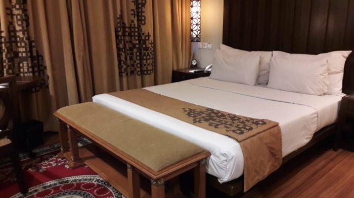 Ilustrasi kamar penginapan Superior Room The Royal Surakarta Heritage