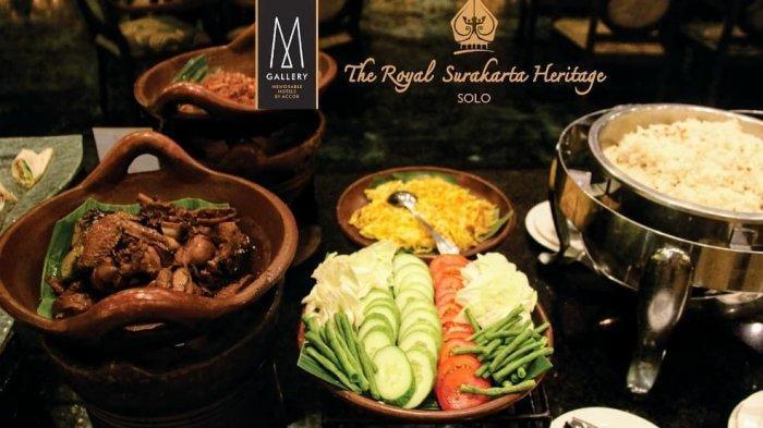 Promo Bukber 'All You Can Eat' Hanya Rp 120 Ribu di The Royal Surakarta Heritage