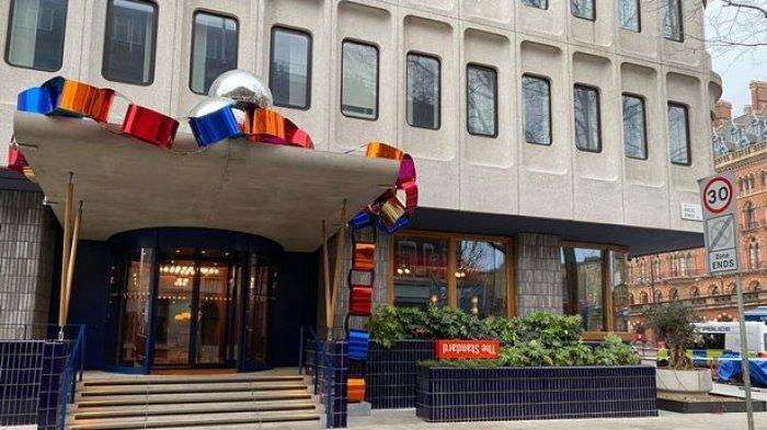 Wanita Ini Tewas Setelah Jatuh dari Lantai 9 Hotel Bintang 5, Ini Dugaan Sementara