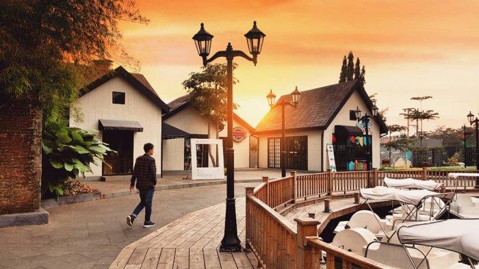 The Village Purwokerto, Objek Wisata Baru di Baturraden yang Tawarkan Suasana ala Eropa