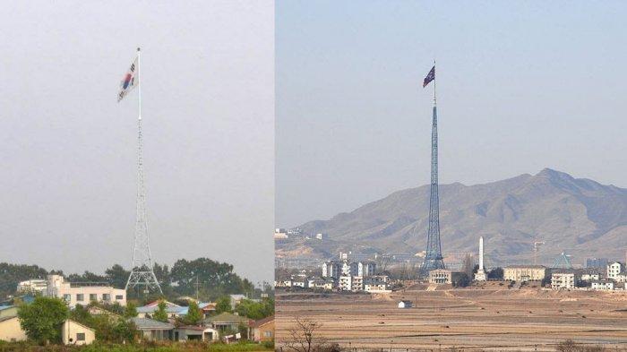 Kasus Aneh Kijong-dong dan Daesong-dong, Dua Desa Perbatasan Korea yang Jadi Sarang Propaganda