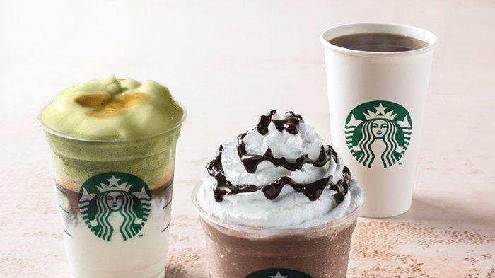 Selama Ramadan, Starbucks Hadirkan Tiga Varian Baru