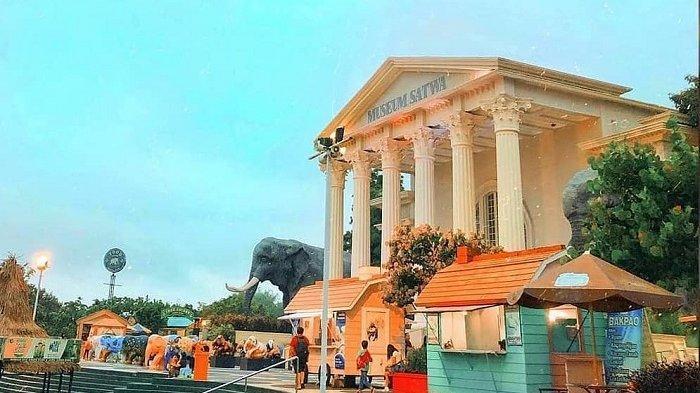Museum Satwa di Jatim Park 2