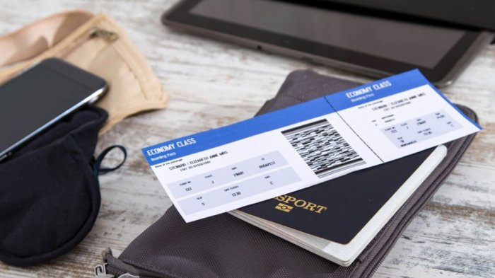 Penerbangan Lanjutan Memang Bikin Deg-degan, Coba deh 5 Tips Ini Saat Pesan Tiket Pesawat