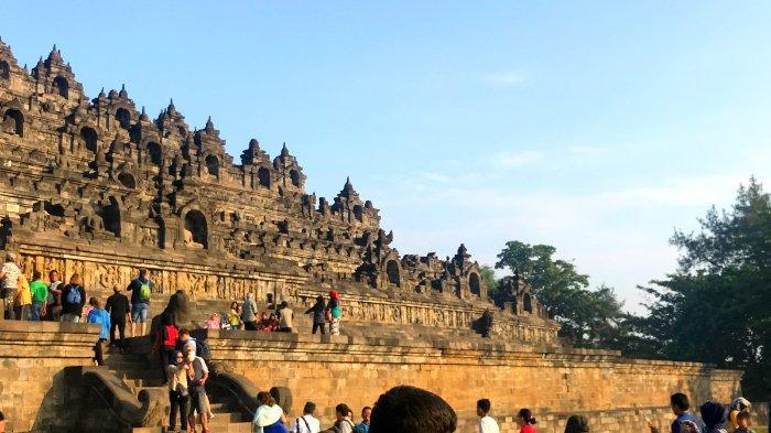 Kasus Covid-19 Meningkat, Wisata Candi Borobudur Tutup Sampai Batas Waktu yang Belum Ditentukan