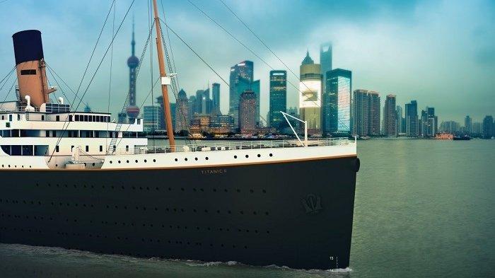 Titanic II, replika kapal Titanic