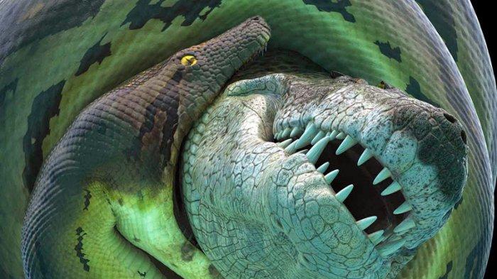 8 Makhluk Paling Mengerikan Ini Diperkirakan Pernah Hidup di Bumi, Ada Kura-kura Sebesar Mobil