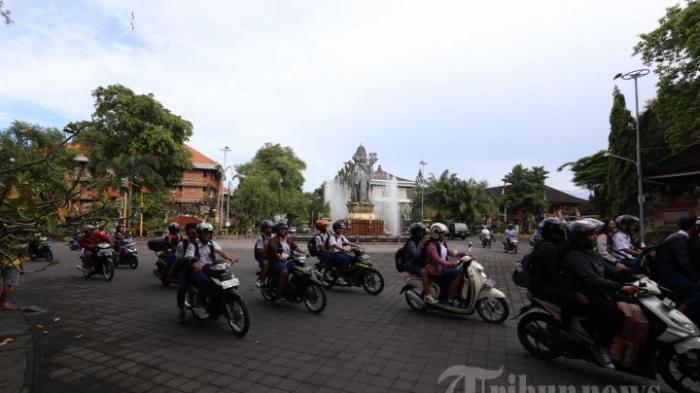 Ilustrasi - ada 5 titik penyekatan di Bali,meliputi Simpang 3 Umanyar Denpasar, Simpang 3 Megati Tabanan, Gilimanuk Jembrana, Simpang 4 Masceti Gianyar dan Simpang 3 Padang Bai.