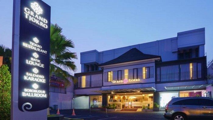 Rayakan Tahun Baru di Tjokro Hotel Klaten, Modal Rp 90 Ribuan Bisa Nikmati Suasana ala Hawaii