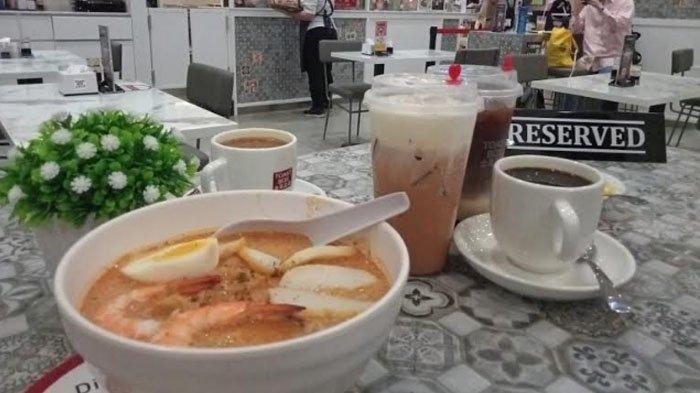 TRAVEL UPDATE: Menikmati Lezatnya Kudapan Khas Singapura di Toast Box AEON Sentul City Bogor
