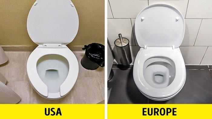 7 Interior Unik di Berbagai Negara, Termasuk Perbedaan Kloset di Eropa dan Amerika