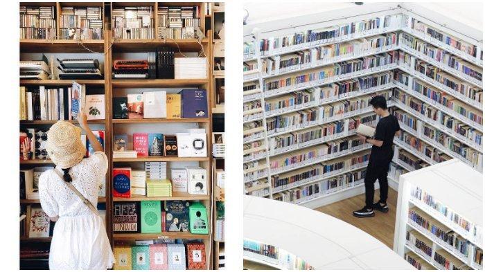 5 Destinasi Terbaik yang Harus Dikunjungi Para Pecinta Buku di Singapura