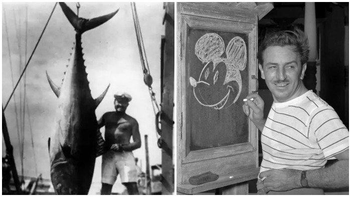15 Foto yang Tak Ada di Buku Sejarah Ini Ungkap Sisi Lain Tokoh Dunia, Ada Masa Tua Charlie Chaplin
