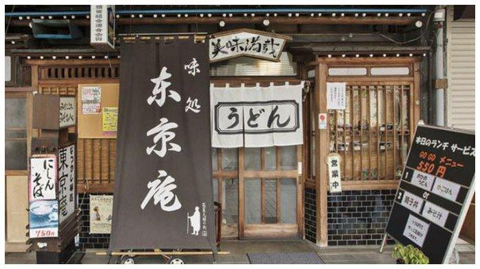 Mengenal Lebih Dekat Tokyo-an, Restoran Udon yang Sudah Ada Sejak 1923