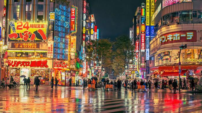 Tokyo, Jepang.