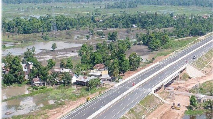 Lewati Jembatan Terpanjang di Indonesia, Tol Kayu Agung-Kramasan Resmi Beroperasi