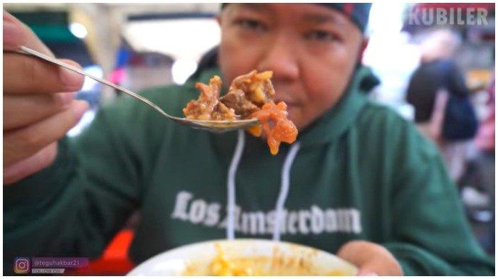 Warung Tongseng Super Laris di Jakarta Pusat, 18 Kg Daging Kambing Ludes Sehari