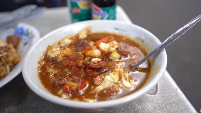 Kulineran di Tongseng Tanpa Nama, Cicipi 3 Menu Lezat yang Jadi Andalan