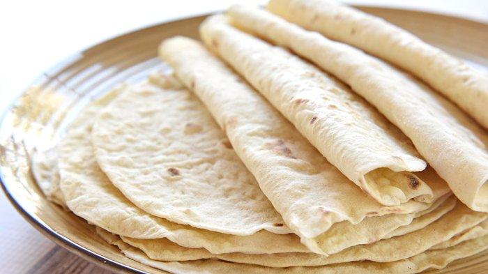 Resep Tortilla Wrap yang Lagi Viral di TikTok, Cocok Sebagai Menu Sarapan