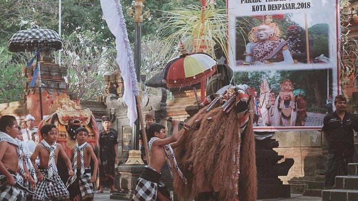 Tradisi Ngelawang di Bali, Ritual Mengusir Roh Jahat dan Tolak Bala Saat Galungan