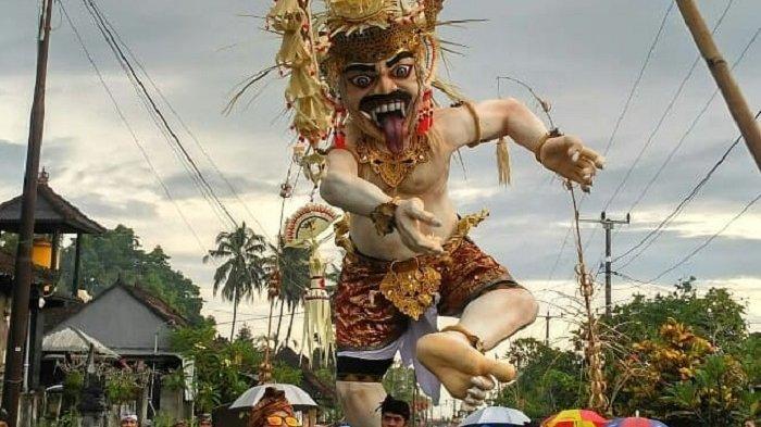 5 Fakta Ogoh-ogoh, Seni Patung yang 'Dipamerkan' Saat Hari Raya Nyepi di Bali