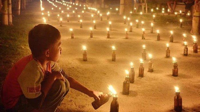 5 Tradisi Unik Malam Takbiran di Berbagai Daerah, Mulai Meriam Karbit hingga Tumbilotohe