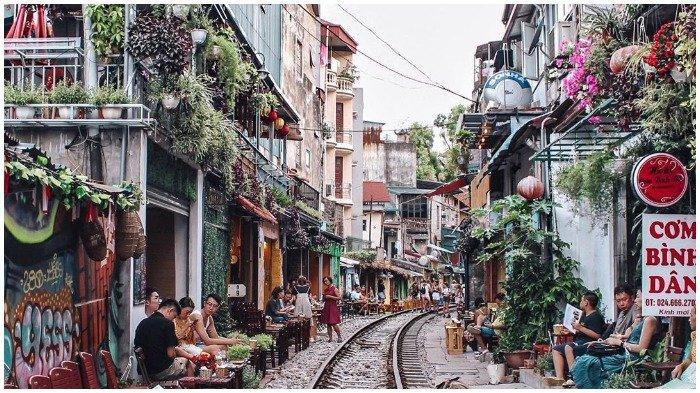 5 Fakta Unik Vietnam, Banyak Bangunan Sempit Menjulang Tinggi hingga Helm Khusus Wanita