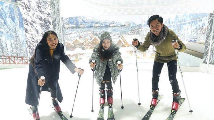 5 Tempat Wisata untuk Main Salju Saat Liburan Akhir Tahun