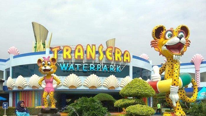 Berlaku 2 Hari, Promo Tiket Masuk Transera Waterpark Bekasi Cuma Rp 40 Ribu Per Orang