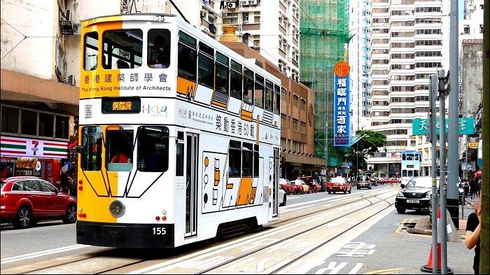 Transportasi di Hongkong