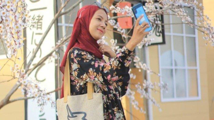 Traveler liburan ke Taman Bunga Celosia, Semarang