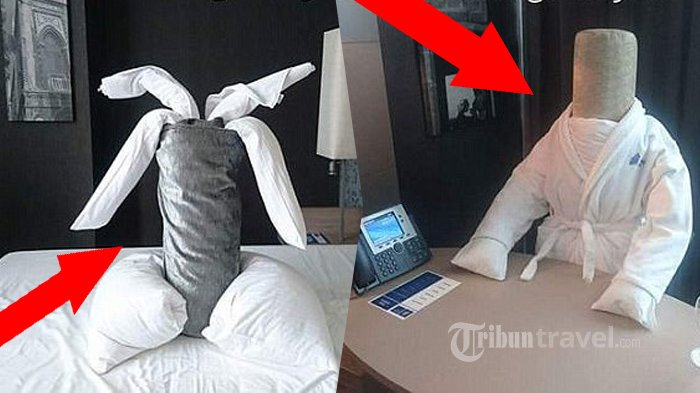 Bikin Ngakak! Bukan Uang Tips, Ini Cara Traveler Memberikan Penghargaan Petugas Kebersihan Hotel