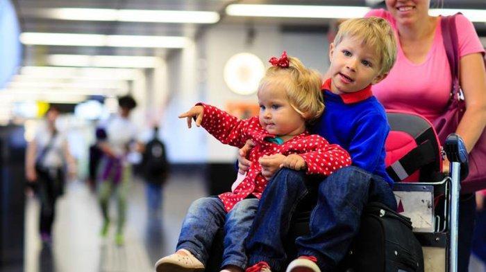 Ingin Liburan ke Luar Negeri Sekeluarga? Intip, 4 Langkah Membuat Paspor untuk Anak-anak