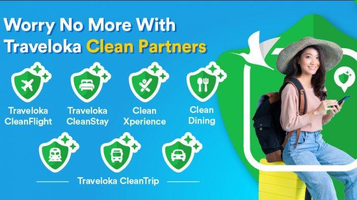Traveloka Luncurkan Program Traveloka Clean Partners saat Adaptasi Kebiasaan Baru