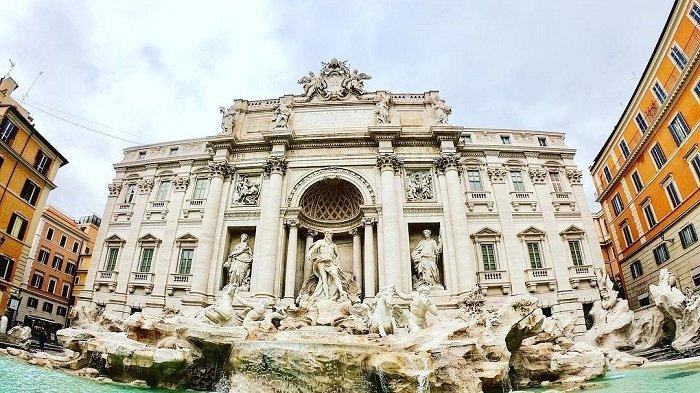 3 Tempat Wisata di Roma yang Dikunjungi Maia Estianty dalam Waktu 4 Jam