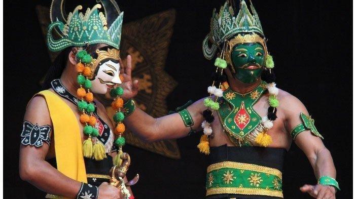 Topeng Dalang di Sumenep, Tradisi Kebanggaan Masyarakat yang Bakal Tampil di TMII