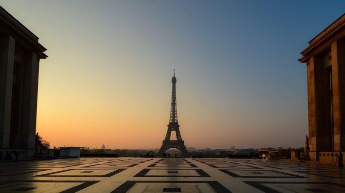 Trocadero, spot terbaik untuk mendapatkan foto Menara Eiffel