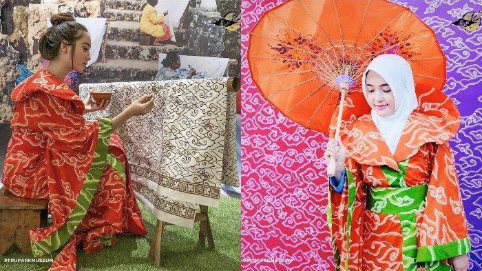 Museum Trupark, Objek Wisata Terbaru di Cirebon yang Tawarkan Beragam Koleksi Batik